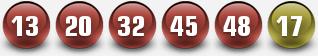 Powerball amerikanske lotto, 7 desember 2013. Spille Powerball lotto online.