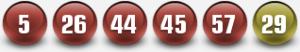 Powerball USA kết quả xổ số, thứ bảy 30 tháng mười một 2013