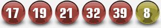 American Power USA loterii võitnud numbrid. 25th veebruar 2015