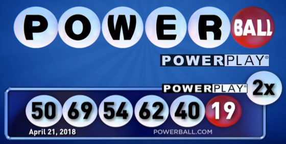 Powerball-results-21-april-2018
