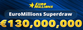 Kailan ang susunod na Euromillions lottery superdraw?